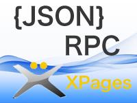 【XPages】 xe:jsonRpcService の使い方と考察