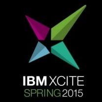 IBM XCITE Spring 2015 基調講演にてIBM Verse紹介のため登壇しました