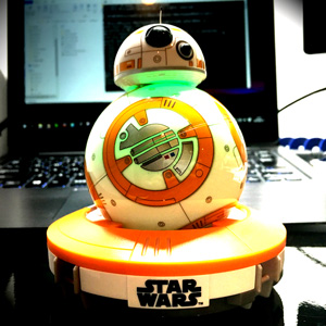 XPages on bluemixとIoTでBB-8を動かしてみた (1/2)